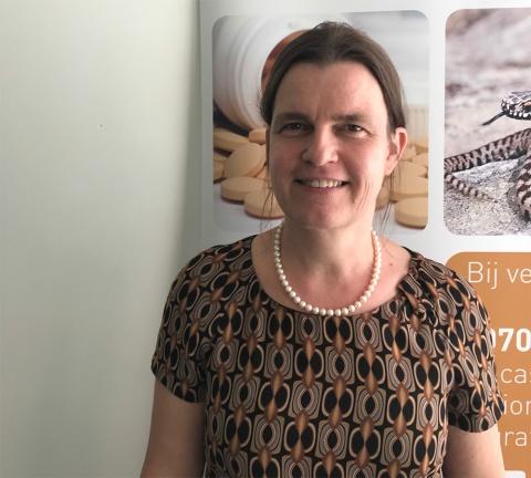 Algemeen directeur Anne-Marie Descamps verdedigde met succes haar doctoraat.