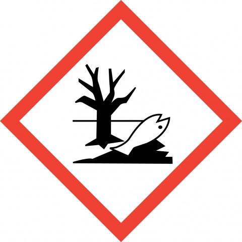 Gevaarlijk voor leefmilieu