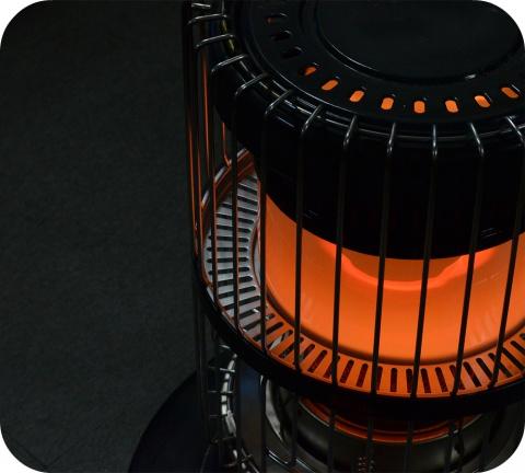 Bijzetvuurtjes kunnen in geen enkel geval de hoofdverwarming vervangen.