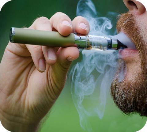 De specifieke maatregelen voor elektronische sigaretten met nicotine zullen van kracht zijn vanaf 17 januari 2017