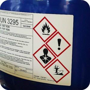 Nieuwe gevarensymbolen op alle chemische producten.