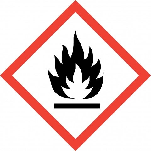 Ontvlambare producten