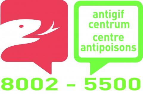 Sinds juni 2015 kunnen inwoners van het Groothertogdom Luxemburg zich 24 uur op 24 richten tot het Antigifcentrum via het gratis nummer 8002-5500.