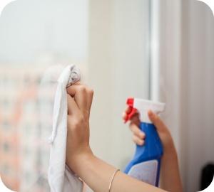 In de strijd tegen het coronavirus grepen mensen meer dan ooit naar ontsmettings- en schoonmaakproducten.