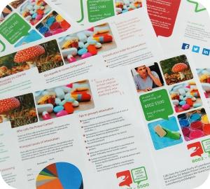 De folders van het Antigifcentrum zijn digitaal beschikbaar in het Nederlands, Frans, Duits en het Engels.