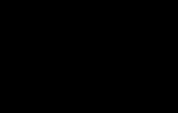 Structuurformule van Natriumhypochloriet.