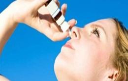 Voorzichtig met neusdruppels